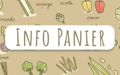 Info Panier du 30 Juin